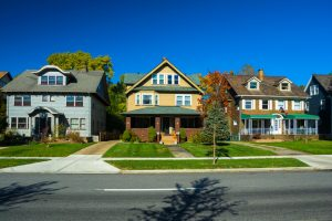Cleveland Houses / Residential Area